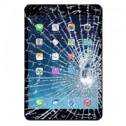 [Réparation] Vitre Tactile ORIGINALE Noire + Adhésifs - iPad Mini 3