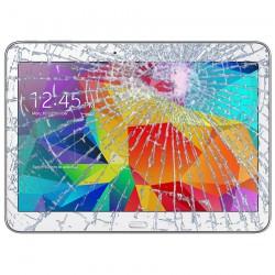 [Réparation] Vitre Tactile Blanche - SAMSUNG Galaxy TAB 4 10.1 - T530 / T535