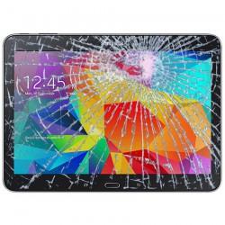 [Réparation] Vitre Tactile Noire - SAMSUNG Galaxy TAB 4 10.1 - T530 / T535