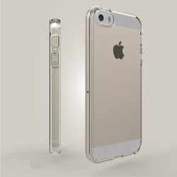 Coque Silicone Crystal - iPhone 5 / 5S