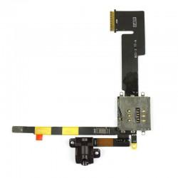 Nappe JACK / Lecteur SIM - iPad 2