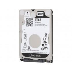 Disque Dur 2.5p - Western Digital BLACK 500GB - Sata 3