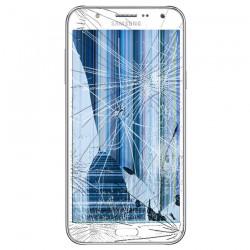 [Réparation] Bloc Avant ORIGINAL Blanc - SAMSUNG Galaxy J5 – J500F