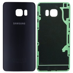 Cache Batterie Bleu / Noir ORIGINAL - SAMSUNG Galaxy S6 Edge Plus G928F