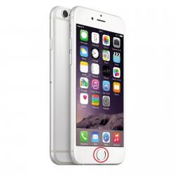 [Réparation] Nappe de Bouton HOME Blanc / Argent ORIGINALE - iPhone 6S