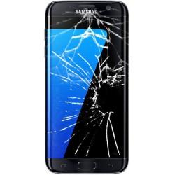 [Réparation] Bloc Avant ORIGINAL Noir - SAMSUNG Galaxy S7 Edge - G935F