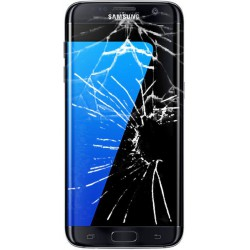 [Réparation] Bloc Avant ORIGINAL Noir - SAMSUNG Galaxy S7 - G930F