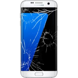 [Réparation] Bloc Avant ORIGINAL Blanc - SAMSUNG Galaxy S7 - G930F