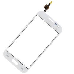 Vitre Tactile ORIGINALE Blanche + Adhésifs - SAMSUNG Galaxy CORE Prime VE - G361F
