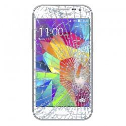 [Réparation] Vitre Tactile ORIGINALE Blanche + Adhésifs - SAMSUNG Galaxy CORE Prime VE - G361F
