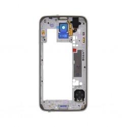 [Réparation] Châssis Central / Contour ORIGINAL Noir - SAMSUNG Galaxy S5 - G900F / G901F