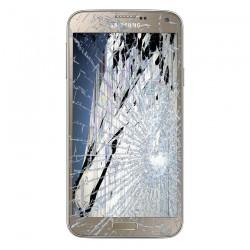 [Réparation] Bloc Avant ORIGINAL Or - SAMSUNG Galaxy S5 Neo - G903F