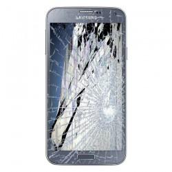 [Réparation] Bloc Avant ORIGINAL Gris Argent - SAMSUNG Galaxy S5 Neo - G903F