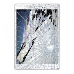 [Réparation] Bloc Avant ORIGINAL Blanc - SAMSUNG Galaxy TAB A - Wifi - T550