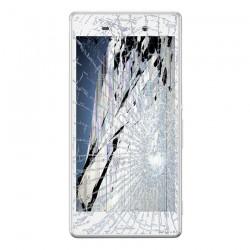 [Réparation] Bloc Avant ORIGINAL Blanc - SONY Xperia M4 Aqua - E2303 / E2306