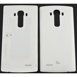 Coque Arrière / Cache Batterie ORIGINAL Blanc - LG G4 - H815