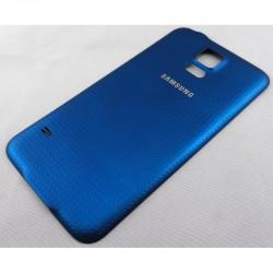 Coque Arrière / Cache Batterie ORIGINAL Bleu - SAMSUNG Galaxy S5 - G900F / G901F