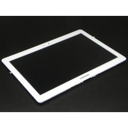 Bloc Avant Blanc ORIGINAL - SAMSUNG Galaxy TAB 2 10.1 P5100