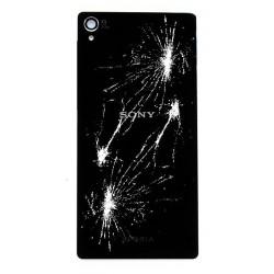 [Réparation] Vitre Arrière ORIGINALE Noire - SONY Xperia Z3 - D6603 / D6643 / D6653