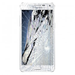 [Réparation] Bloc Avant ORIGINAL Blanc - SAMSUNG Galaxy A5 - A500F / A500FU