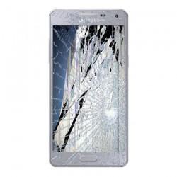 [Réparation] Bloc Avant ORIGINAL Gris - SAMSUNG Galaxy A5 - A500F / A500FU
