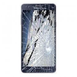 [Réparation] Bloc Avant ORIGINAL Noir - SAMSUNG Galaxy A7 - A700F
