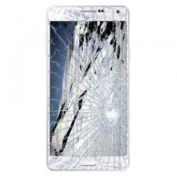 [Réparation] Bloc Avant ORIGINAL Blanc - SAMSUNG Galaxy A7 - A700F