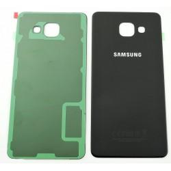 Vitre Arrière ORIGINALE Noire - SAMSUNG Galaxy A5 2016 - A510F