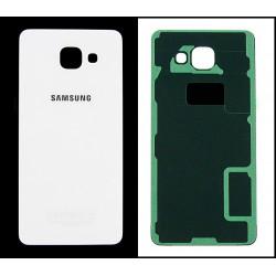 Vitre Arrière ORIGINALE Blanche - SAMSUNG Galaxy A5 2016 - A510F