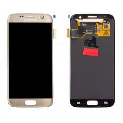 Bloc Avant ORIGINAL Or - SAMSUNG Galaxy S7 - G930F
