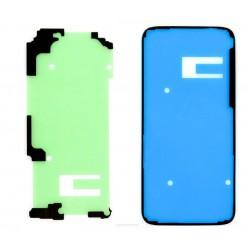 Kit Complet Adhésifs Double Face ORIGINAUX pour Vitre Arrière - SAMSUNG Galaxy S7 Edge - G935F
