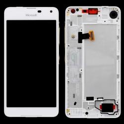 Bloc Avant ORIGINAL Blanc - MICROSOFT Lumia 650