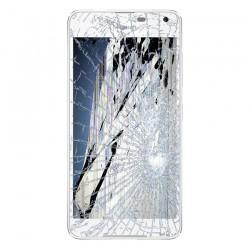 [Réparation] Bloc Avant ORIGINAL Blanc - MICROSOFT Lumia 650