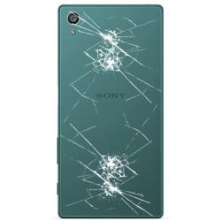 [Réparation] Vitre Arrière ORIGINALE Verte - SONY Xperia Z5