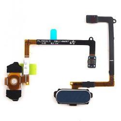 Bouton HOME Bleu + Lecteur d'empreinte Digital ORIGINAL - SAMSUNG Galaxy S6 - G920F