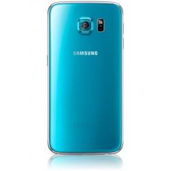 [Réparation] Vitre de Caméra Arrière ORIGINALE Bleue - SAMSUNG Galaxy S6 / S6 Edge - G920F / G925F