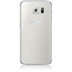 [Réparation] Vitre de Caméra Arrière ORIGINALE Blanche - SAMSUNG Galaxy S6 / S6 Edge - G920F / G925F