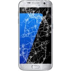 [Réparation] Bloc Avant ORIGINAL Argent - SAMSUNG Galaxy S7 - G930F