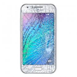 [Réparation] Vitre Tactile ORIGINALE Blanche - SAMSUNG Galaxy J1