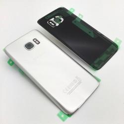 Vitre Arrière ORIGINALE Argent - SAMSUNG Galaxy S7 - G930F